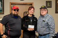 2018_2_22 FVVBC, James Dahan, Donna Sebok with Herschel presenting $500 to Allen Force